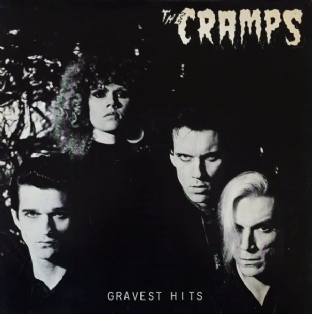 "Cramps  (The) ‎- Gravest Hits (12"") (EX+/VG)"
